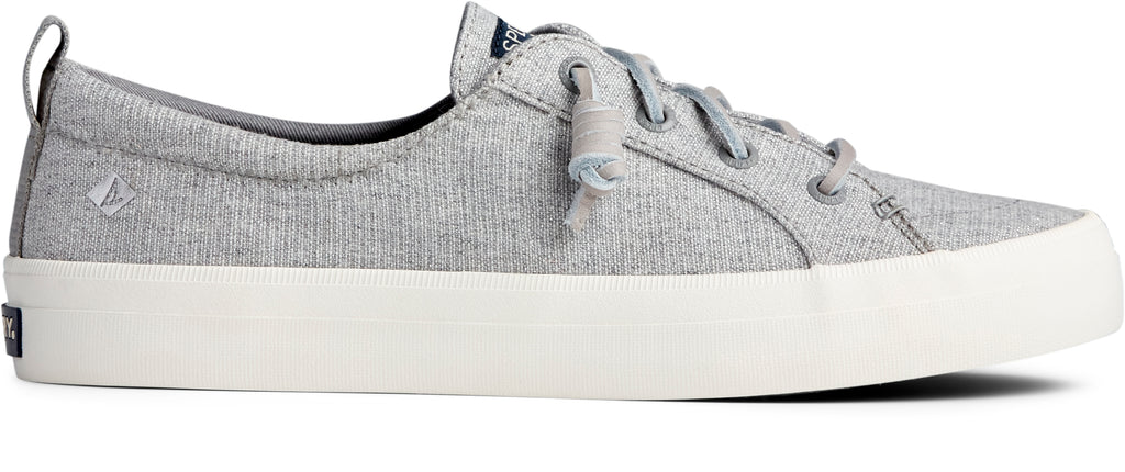 Sperry Women's Crest Vibe Sparkle Grey