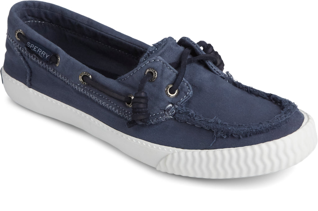 Sperry Women's Sayel Away Washed Navy