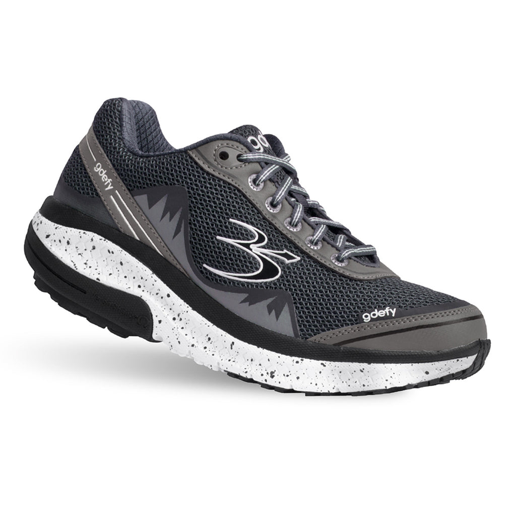 Gravity Defyer Women's G-Defy Mighty Walk Gray