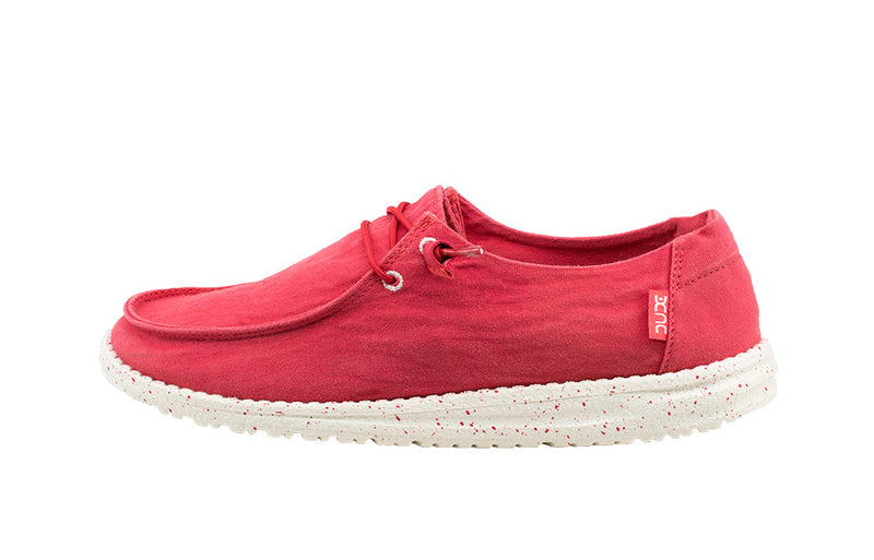 Spring Step Women's Nougat Mary Jane Red Leather
