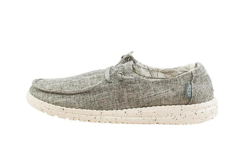 Hey Dude Women's Wendy Linen - Linen Iron