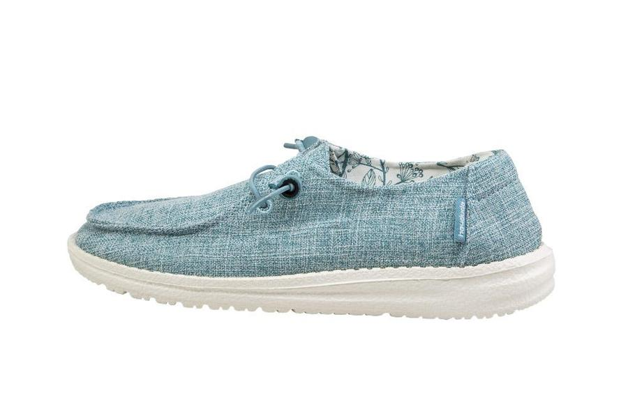 Hey Dude Women's Wendy Linen - Linen Sky