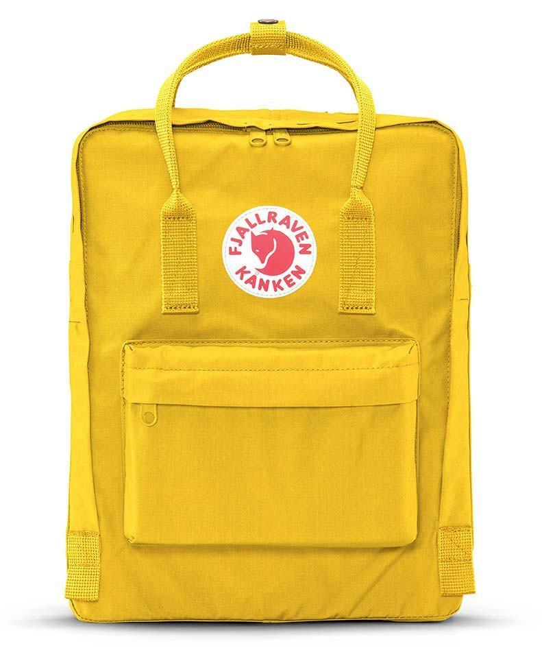 Fjällräven Kånken Backpack Warm Yellow