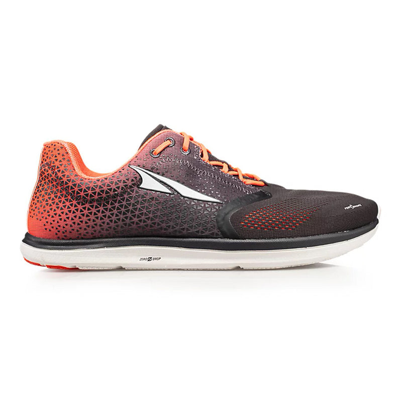 Altra Men's Solstice Gray/Orange