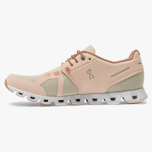 On Women's Cloud Rose/Sand