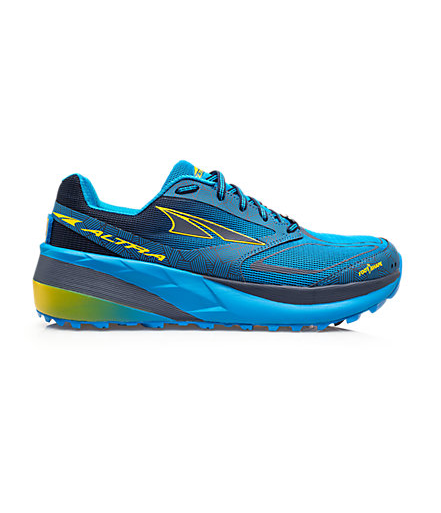 Altra Men's Olympus 3.5 Blue/Yellow