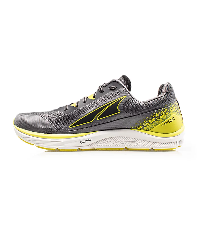 Altra Men's Torin 4 Plush Gray/Lime