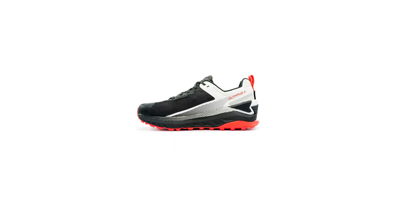 Altra Men's Olympus 4 BLACK/WHITE