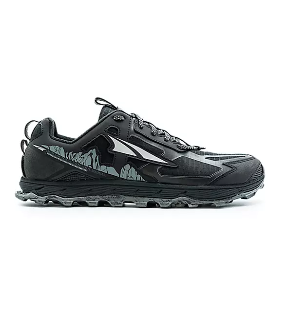 Altra Men's Lone Peak 4.5 Black