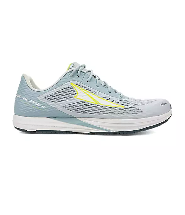 New Balance Women's Made in US 990v5 Lightweight Running Shoe Grey/Castlerock Wide