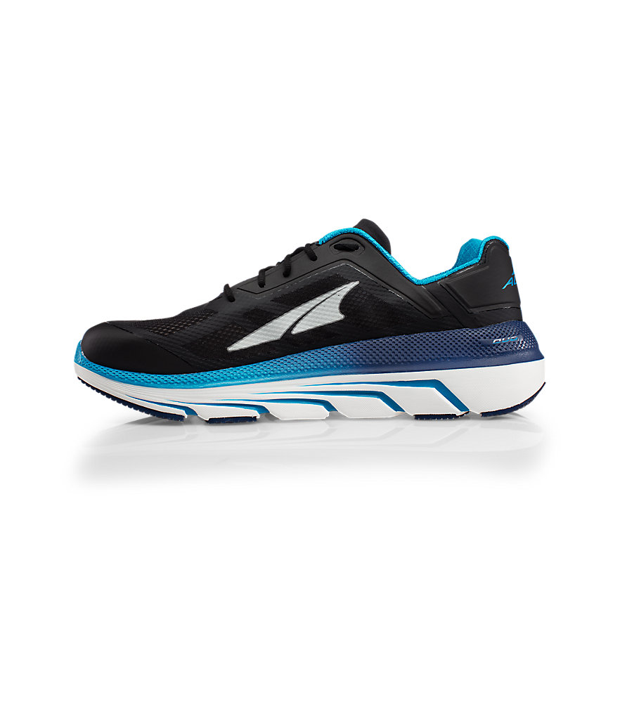 Altra Men's DUO Black/Blue/White