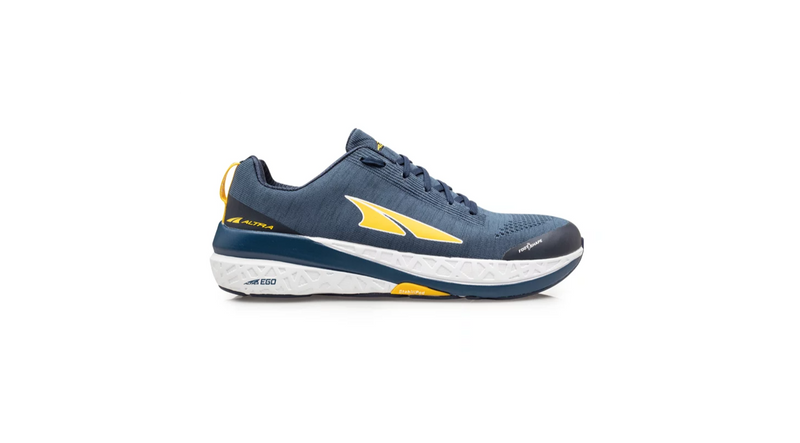 Altra Men's PARADIGM 4.5 BLUE/YELLOW