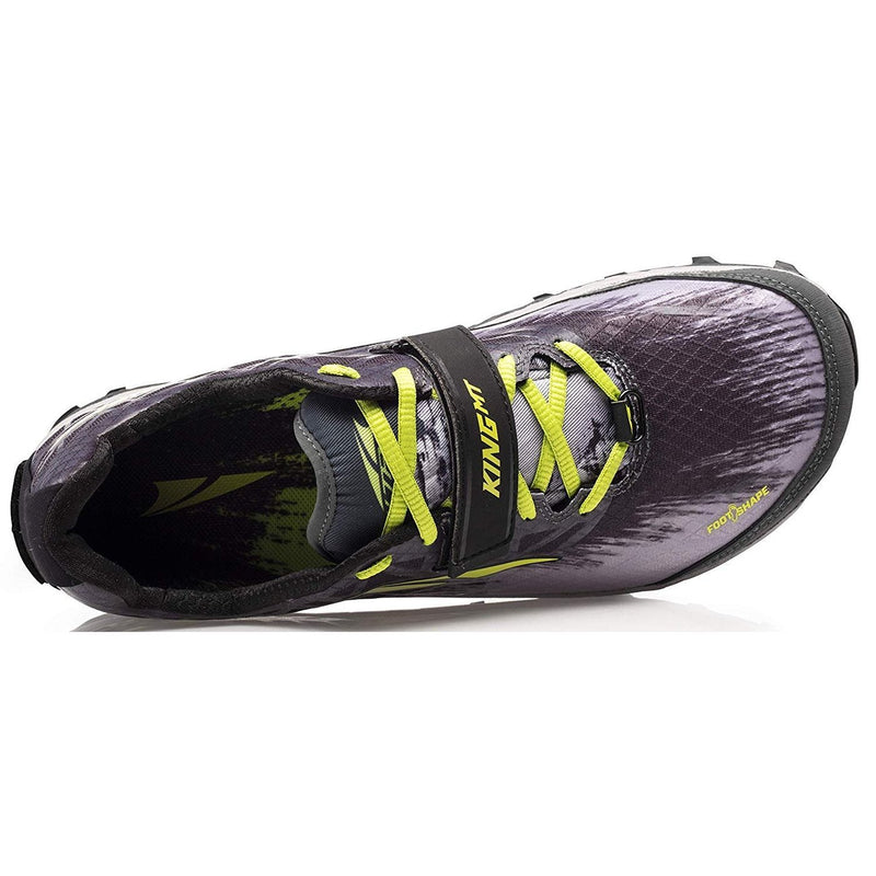 Altra Men's King MT 1.5 Gray/Lime