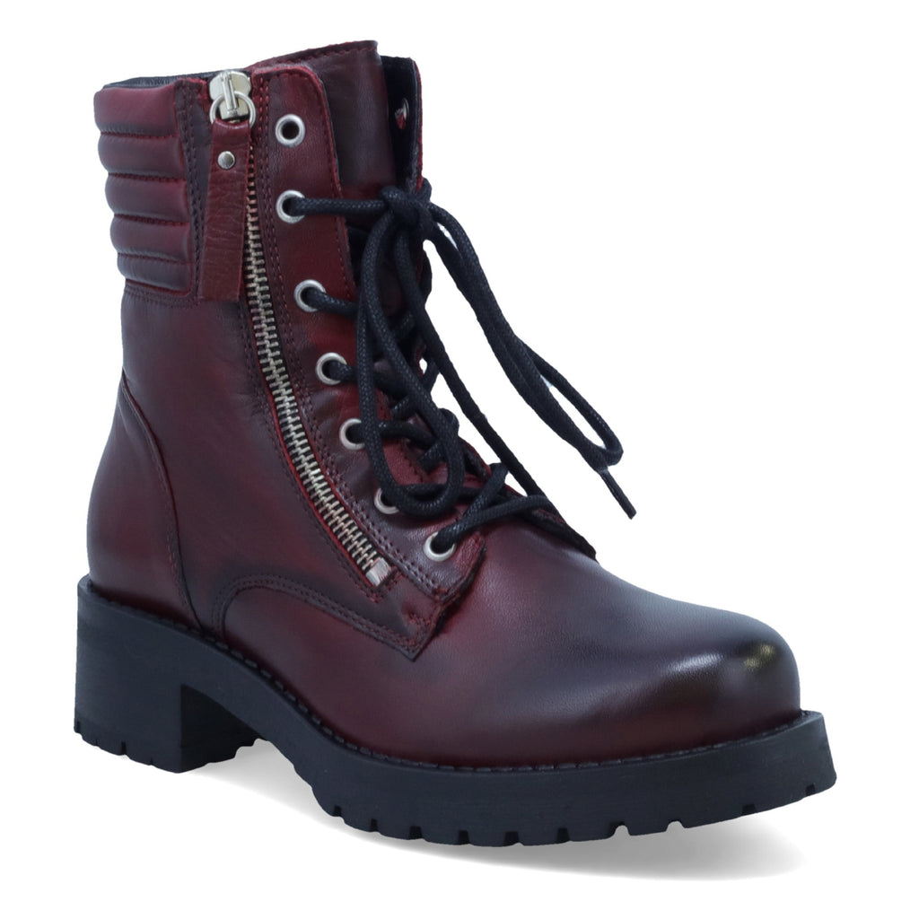 Miz Mooz Women's Parish Boots Bordeaux
