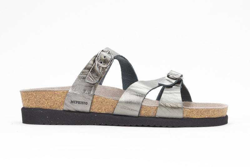 Mephisto Women's Hannel Sandals Grey