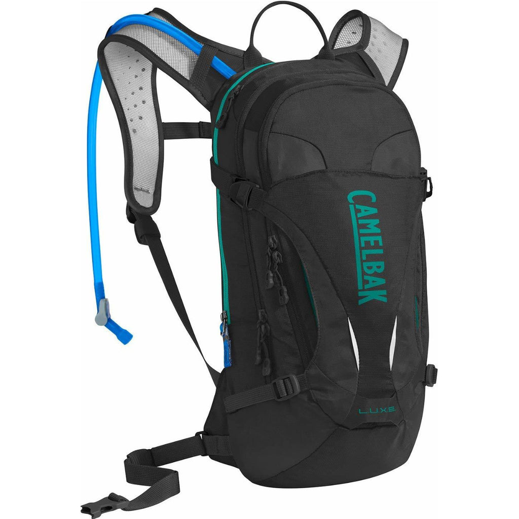 CamelBak Women's L.U.X.E Hydration Pack Black/Columbia