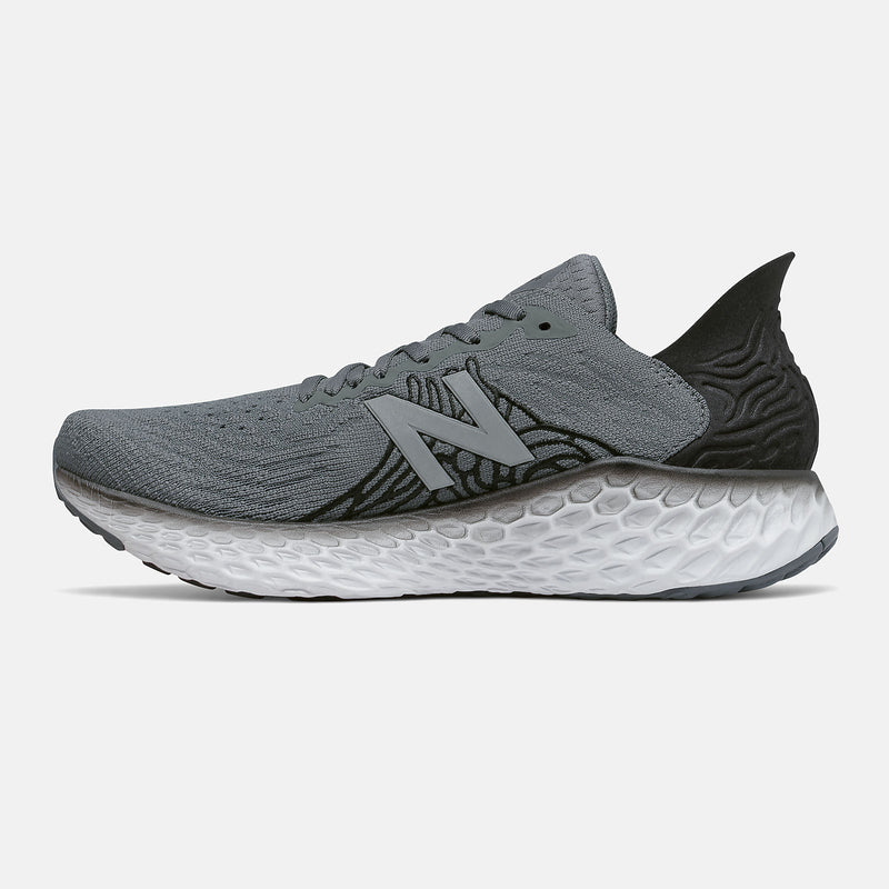 New Balance Men's Fresh Foam 1080v10 Lead/Black Wide