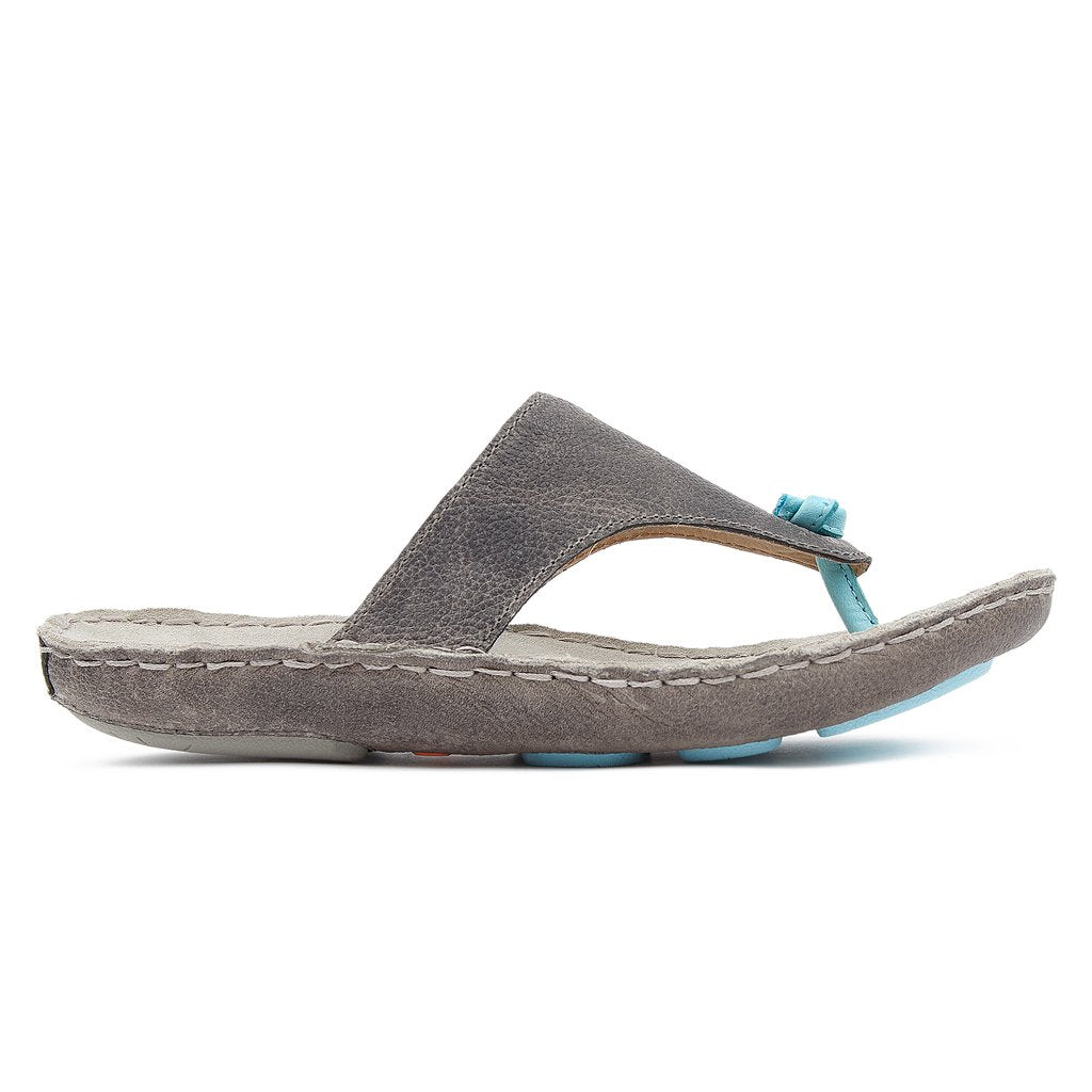 Tamarindo Women's Beachcomber Sandal Pebble/Sky