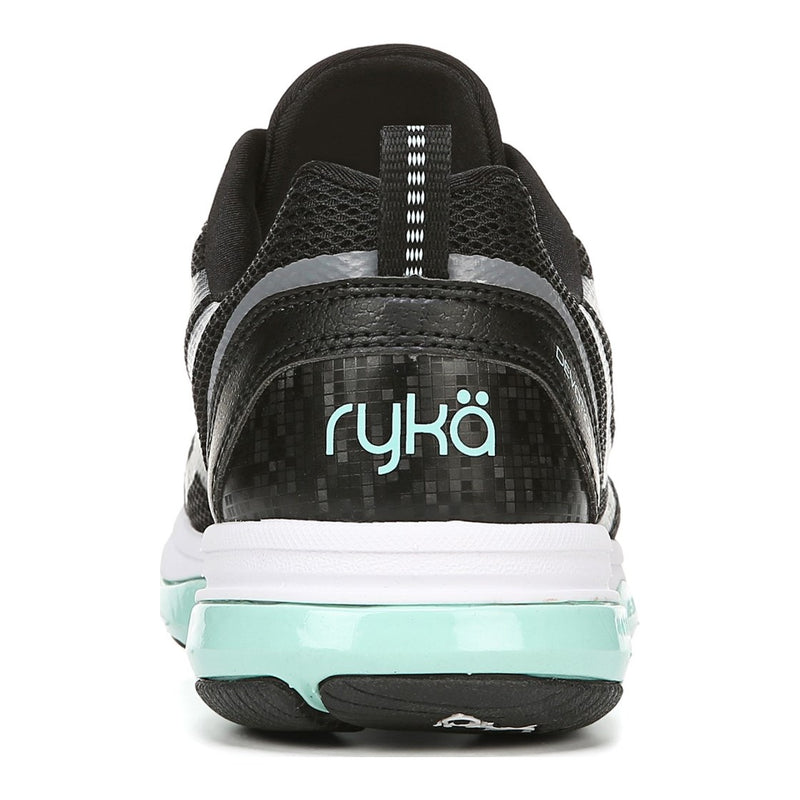 Ryka Women's Devotion XT Black/Mint