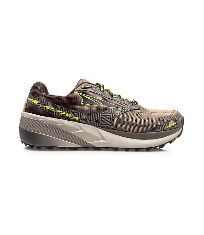 Altra Men's Olympus 3.5 Gray/Lime