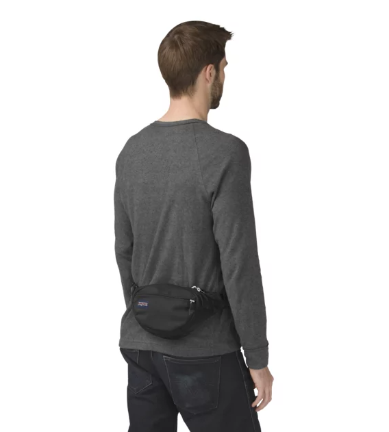 Jansport Fifth Avenue Fanny Pack Black