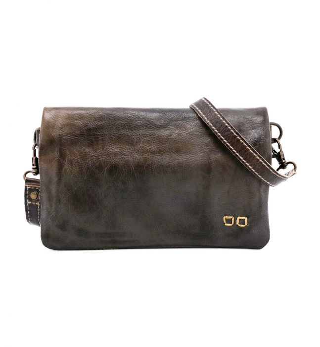 Bed Stu Women's Cadence Cross-Body Bag Taupe Rustic