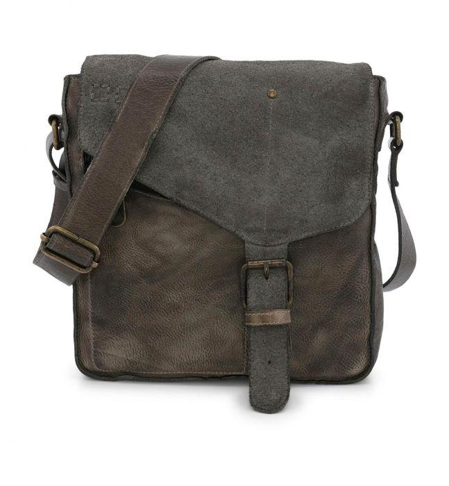 Bed Stu Ventura Cross-Body Bag Tan Rustic Mason