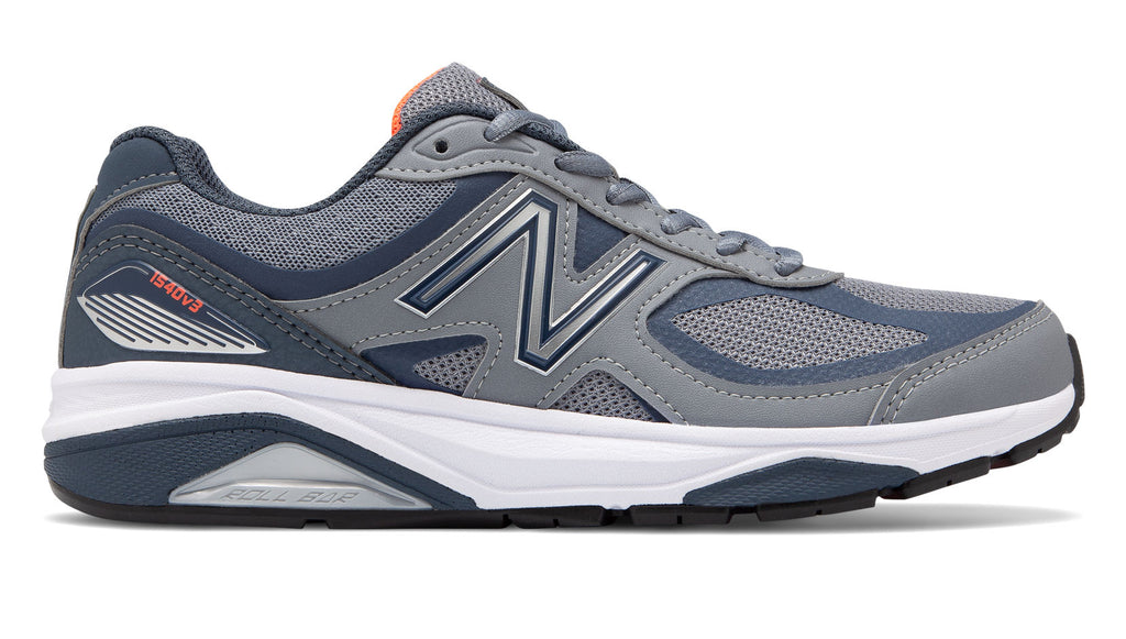 New Balance Women's Made in US 1540v3 Lightweight Running Shoe Gunmetal/Dragonfly