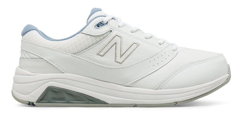 New Balance Women's 928v3 Leather White Wide