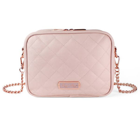 Itzy Ritzy Blush Crossbody Diaper Bag - ArtistiKIDly Me  As I Am