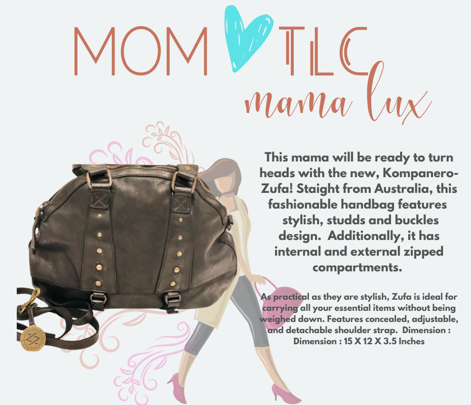 Mom TLC -Mama Lux Kompanero Zufa Package