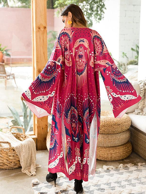 Long Sleeve Shawl Cover