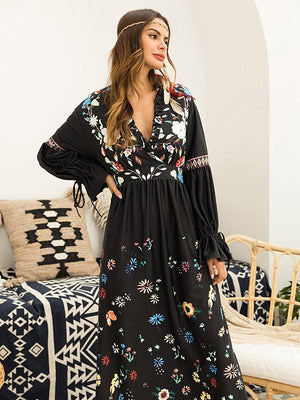 Fashion Floral Dress