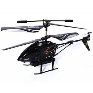 F&S 3.5CH Radio RC Metal Gyro Helicopter