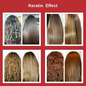 5% Brazilian Keratin Hair Treatment 300ml