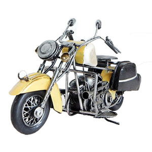 25cm Vintage Motorcycle Model