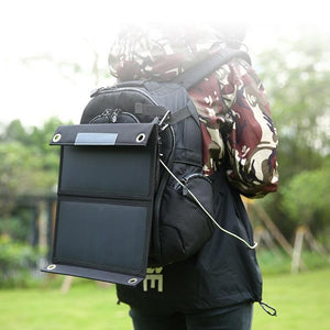 Foldable Solar Charger 15W Solar Panel