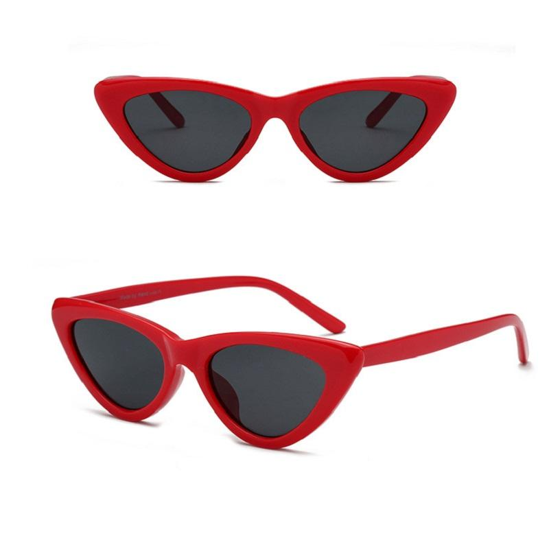 New Arrival Cat's Eye Pattern Sunglasses
