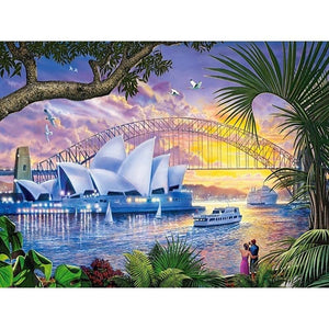 F&S Diamond Painting Store Sydney Opera House