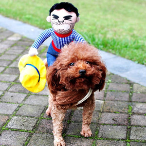 Funny Costumes Pet Clothes