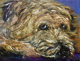 Personalized Oil Painting From Photos, handcraft art on Canvas-Show Case QPE101807-20