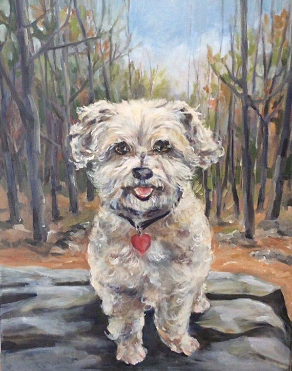 Personalized Oil Painting From Photos, handcraft art on Canvas-Show Case EPG102496-20