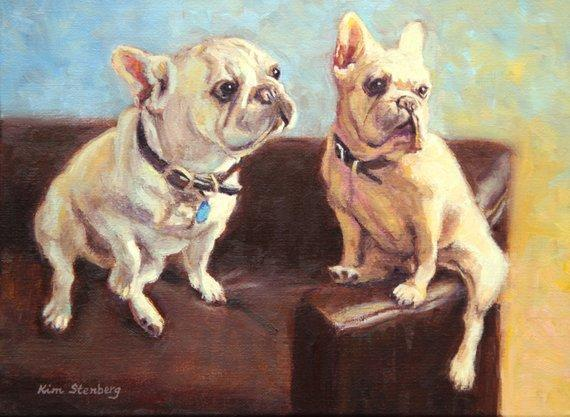 Personalized Oil Painting From Photos, handcraft art on Canvas-Show Case FEH101792-24