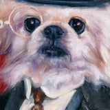 Personalized Oil Painting From Photos, handcraft art on Canvas-Show Case HPA102442-20