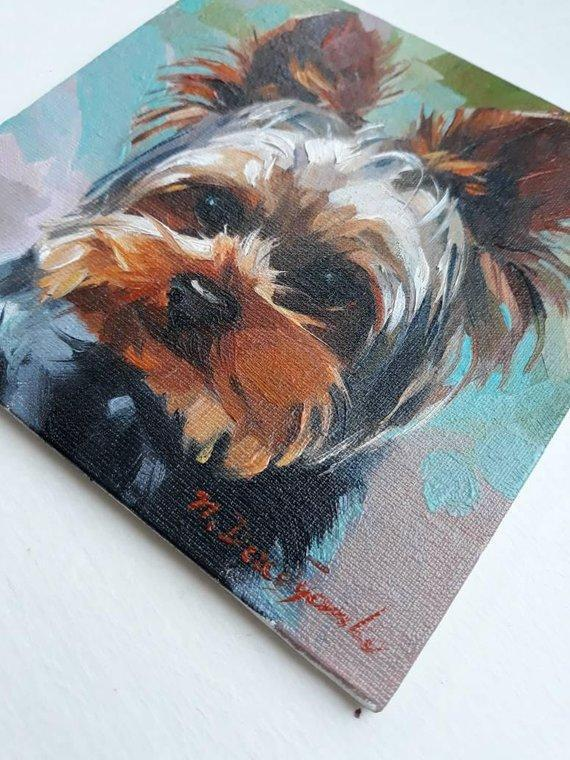 Personalized Oil Painting From Photos, handcraft art on Canvas-Show Case BCD102625-30
