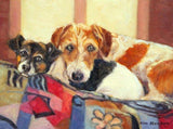 Personalized Oil Painting From Photos, handcraft art on Canvas-Show Case MEL101652-72