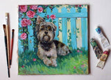 Personalized Oil Painting From Photos, handcraft art on Canvas-Show Case ABC102624-24