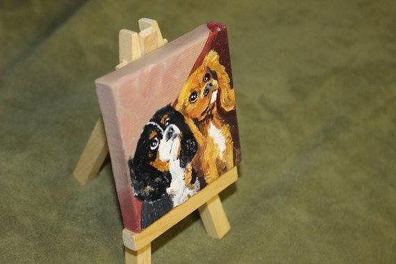 Personalized Oil Painting From Photos, handcraft art on Canvas-Show Case SGJ101614-48