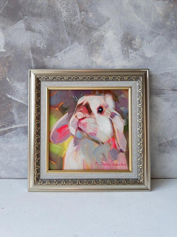 Personalized Oil Painting From Photos, handcraft art on Canvas-Show Case OCF101092-24