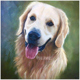Personalized Oil Painting From Photos, handcraft art on Canvas-Show Case JSF101141-30